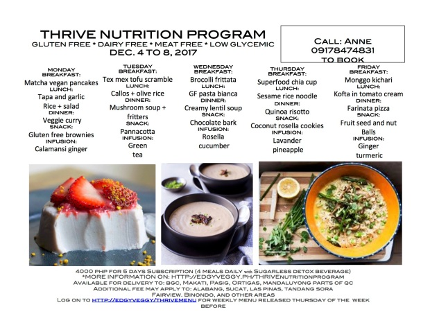 Dec 4 Reg Thrive