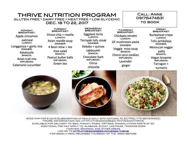 Dec 18 regular thrive