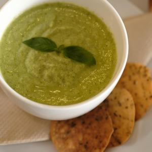 Broccoli creamy soup