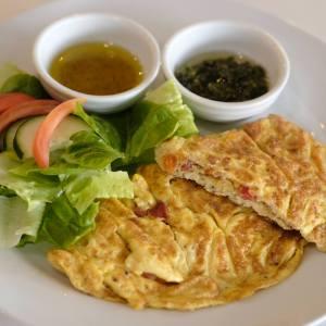 Sofrito Omelete